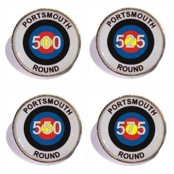 Portsmth Rnd standard badge